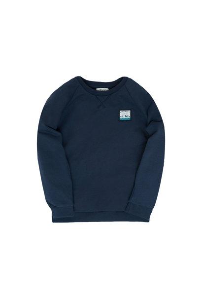 Classic sweatshirt - Navy