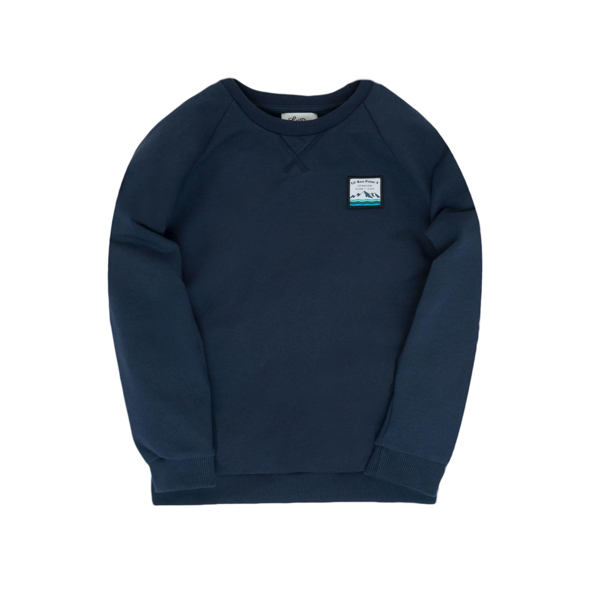 Classic sweatshirt - Navy-1