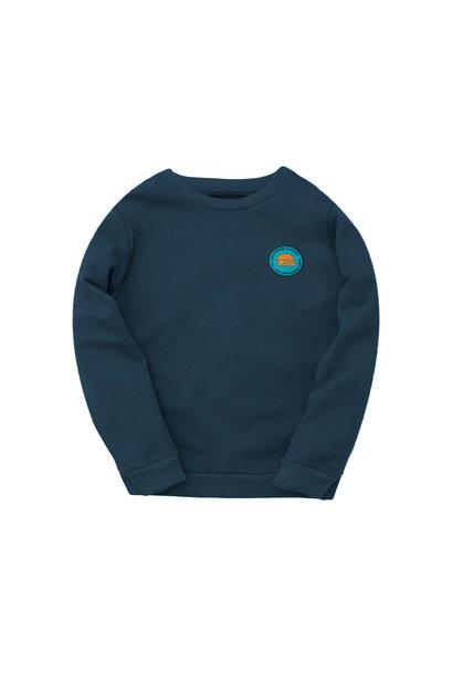 Sweatshirt - Burger Factory Navy