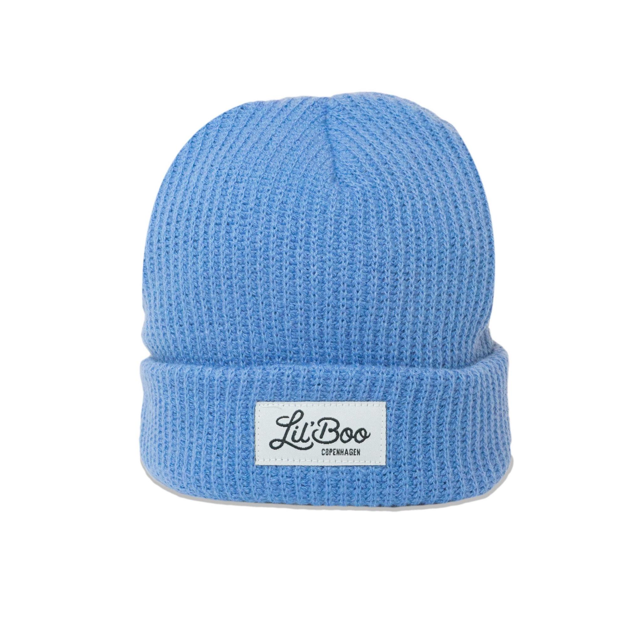 Beanie - Light Blue-1