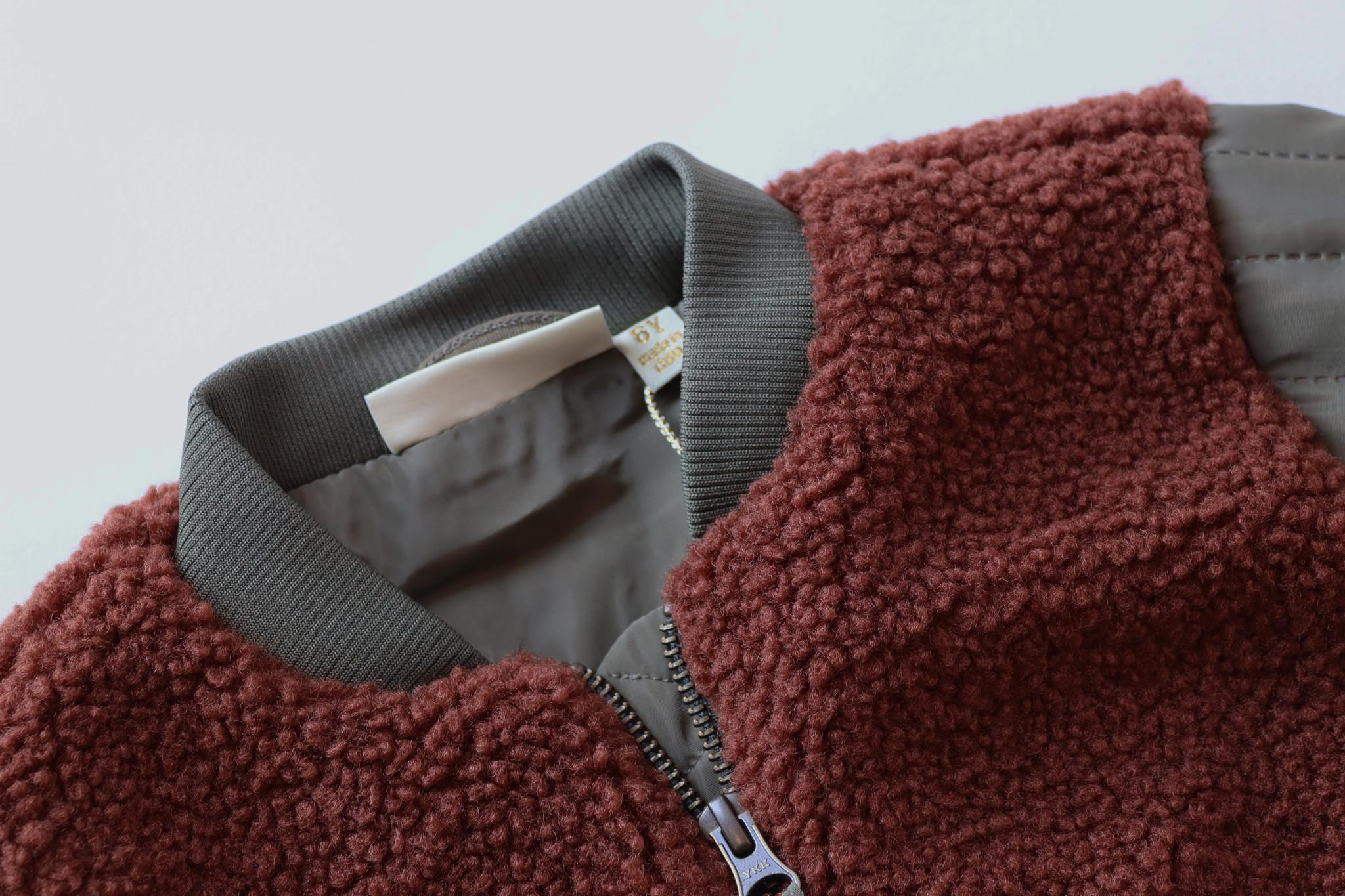 Gambino jacket - Brown-4