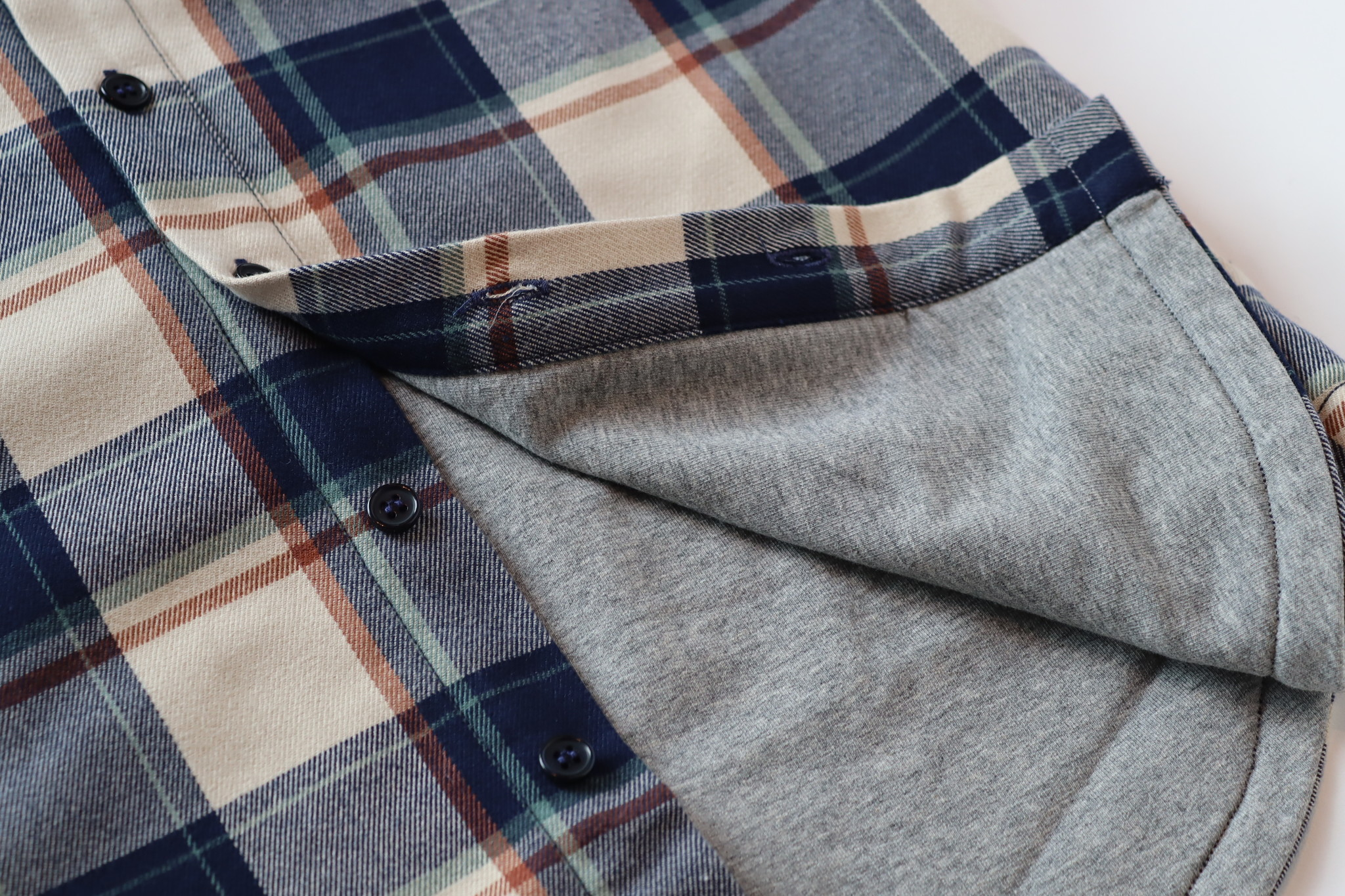 Emerson shirt - Green Check-5