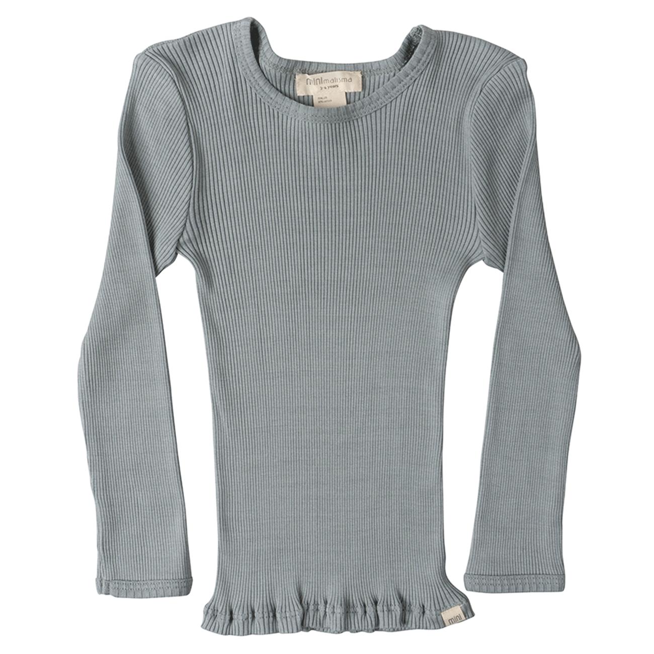 Bergen long sleeve T-shirt - Pale Jade-1