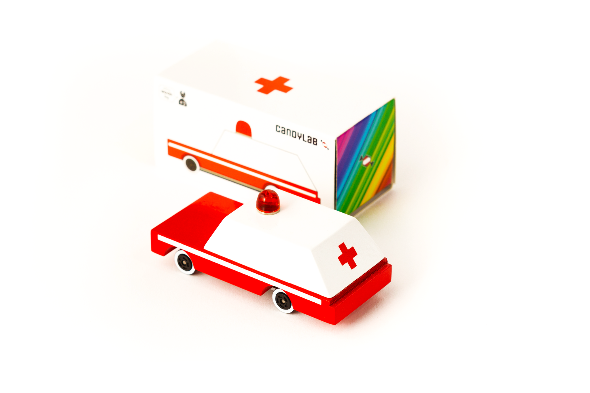 Candycars - Ambulance-2
