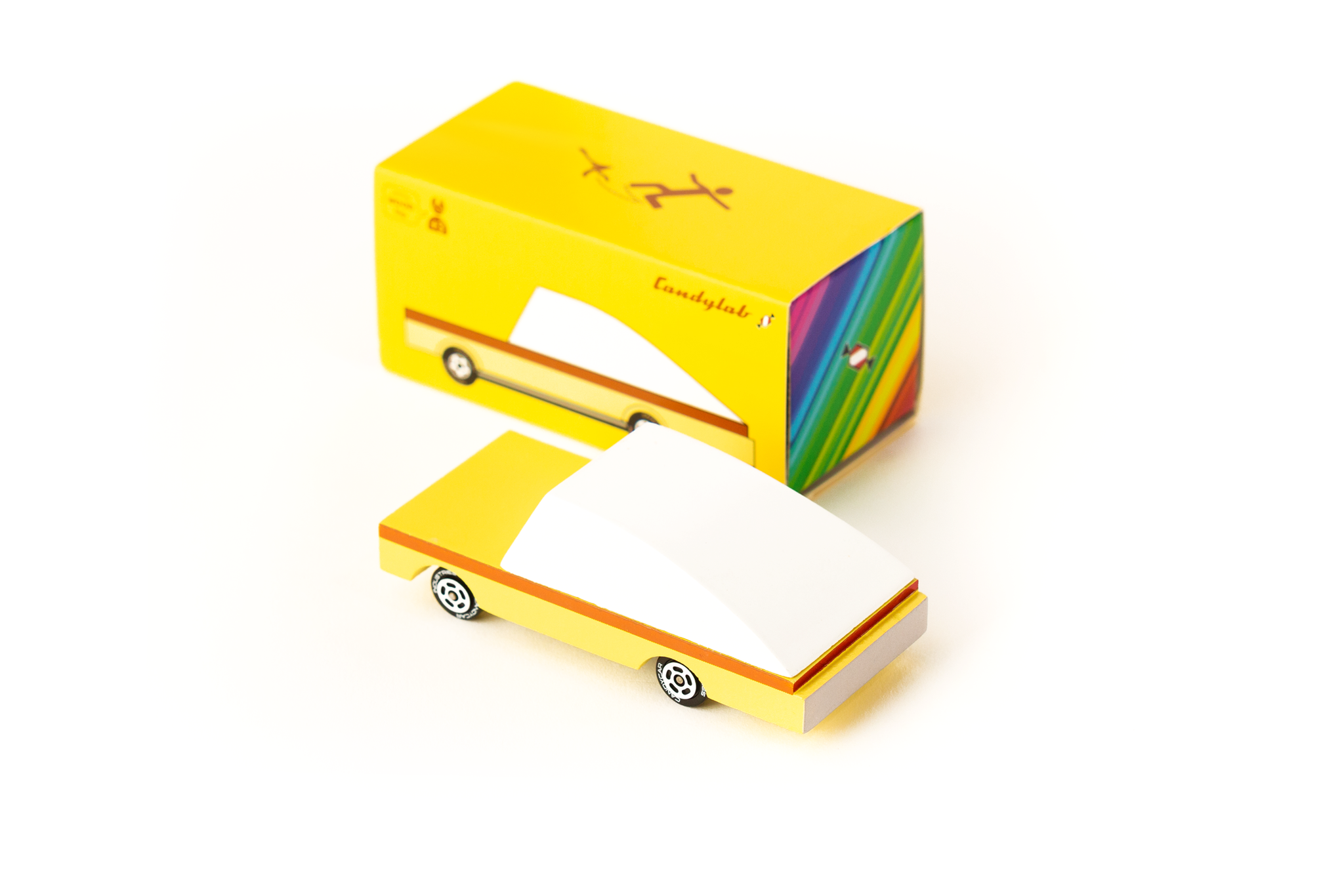 Candy car - B.Nana-2