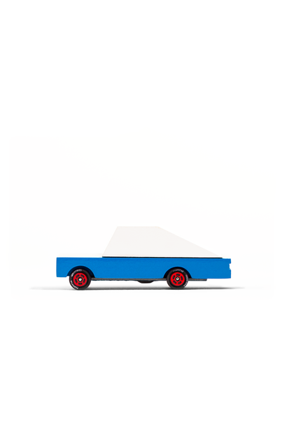 Candycars - Blue Racer