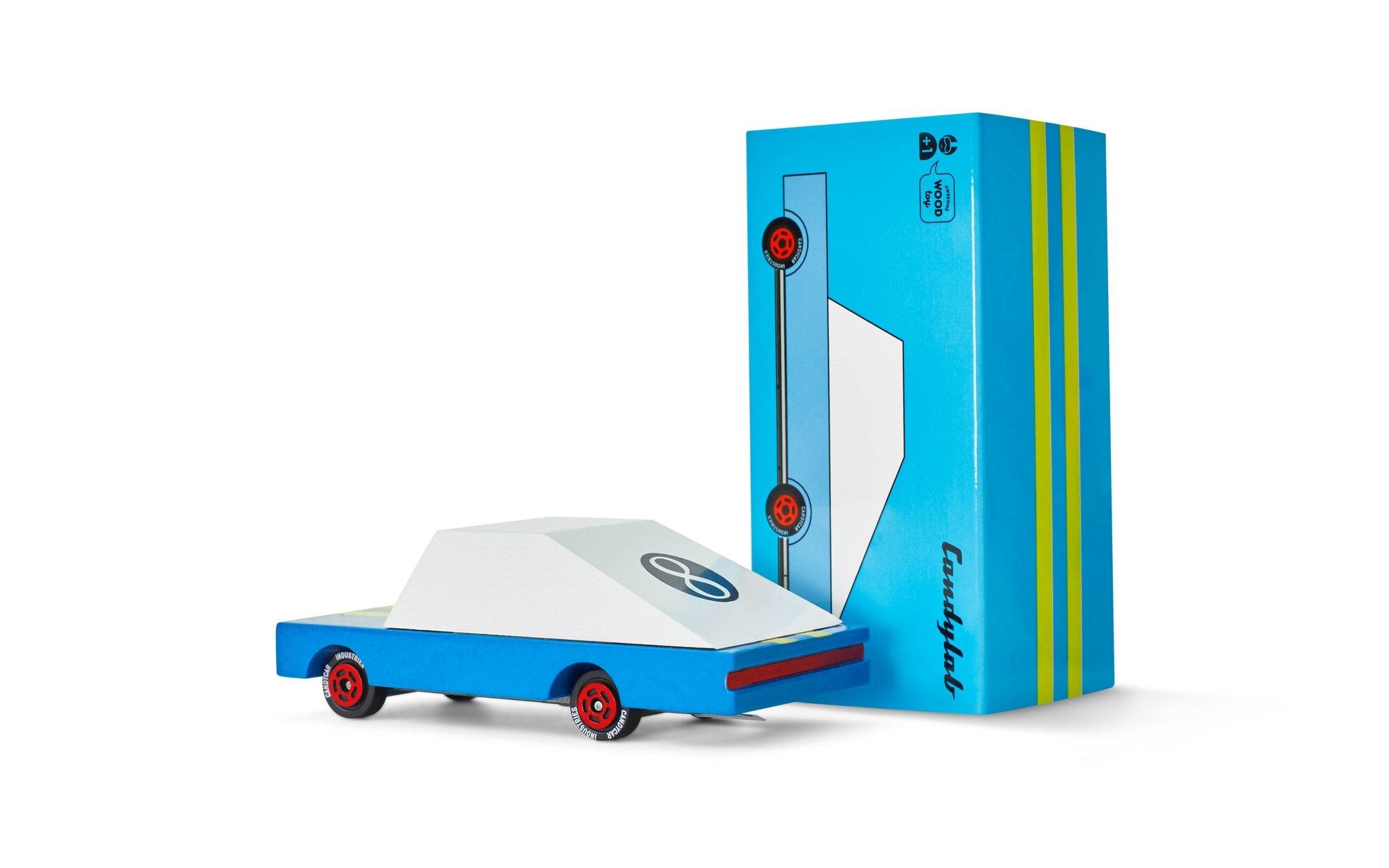 Candycars - Blue Racer-2