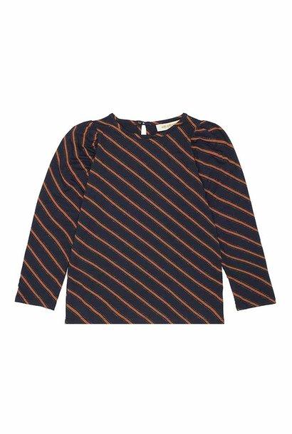 Gaelle shirt - Vulcan AOP Slope
