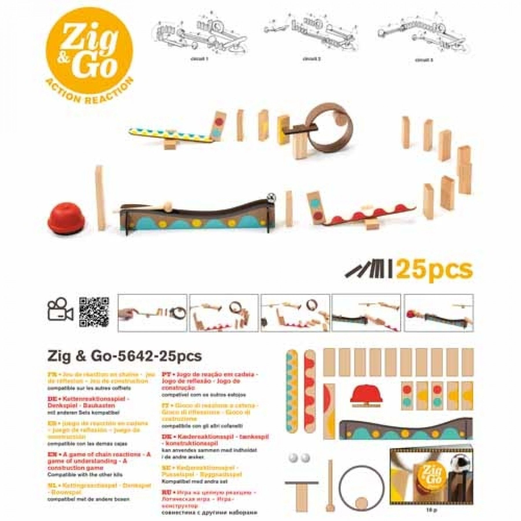 Zig & Go - 25 stuks-3