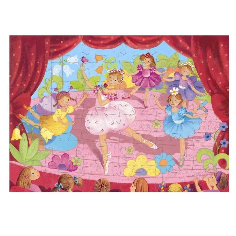 Puzzle - Ballerina-2