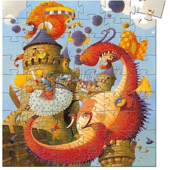 Puzzel - Vaillant en de Draak 5+-2