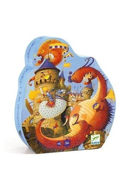 Puzzel - Vaillant en de Draak 5+