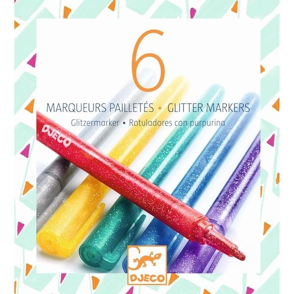 Glitter Markers-1