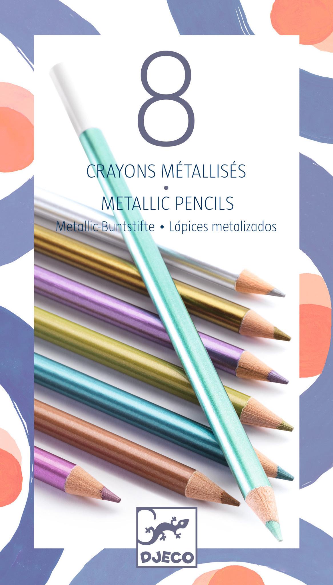 Metallic potloden-1