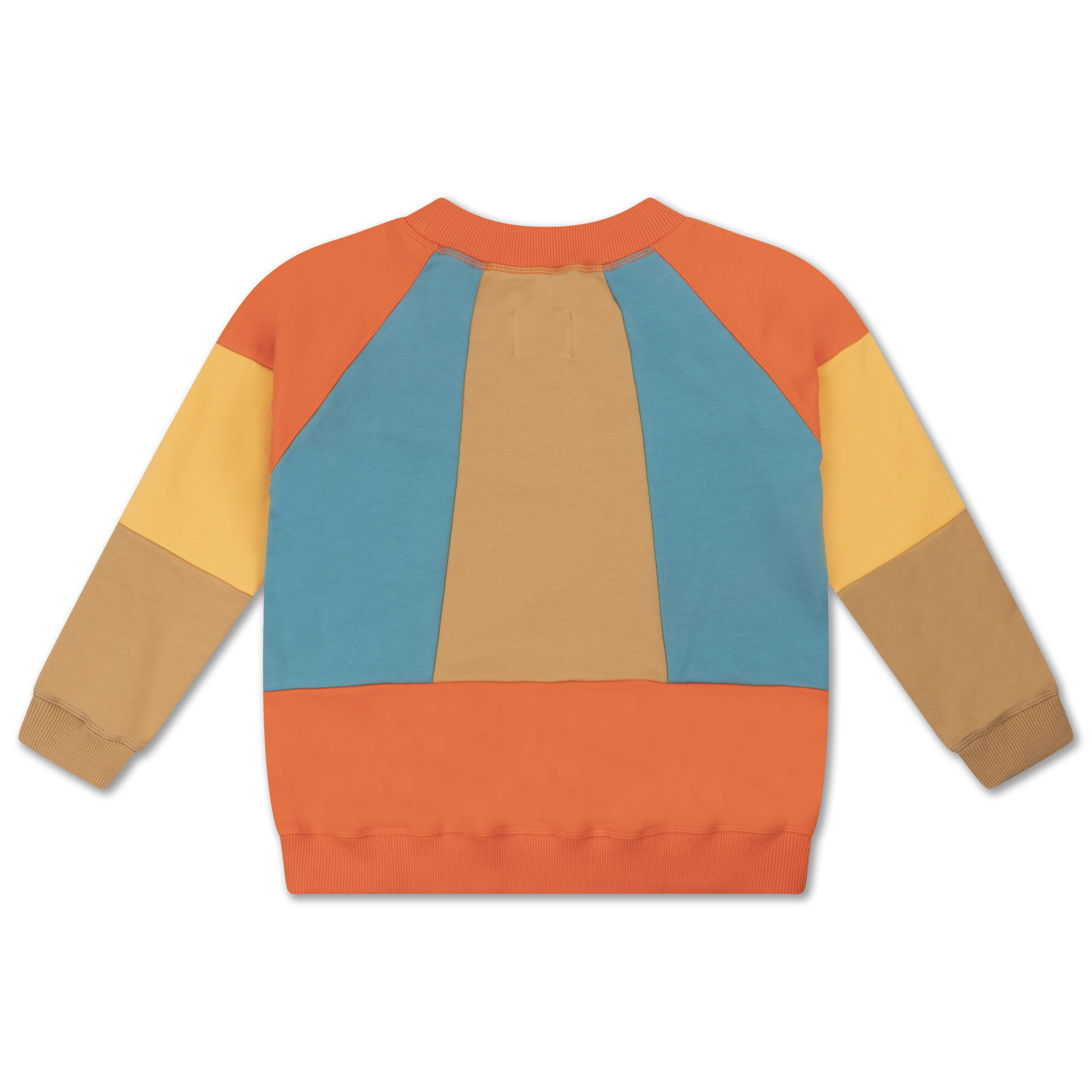 Classic sweater - Color block-3