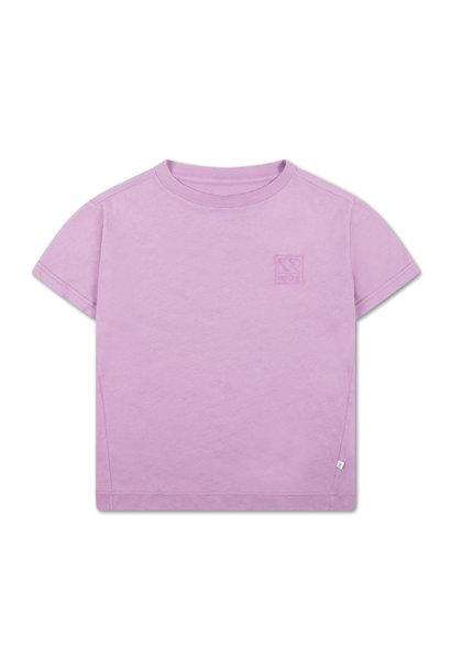 Tee - Greyish Violet