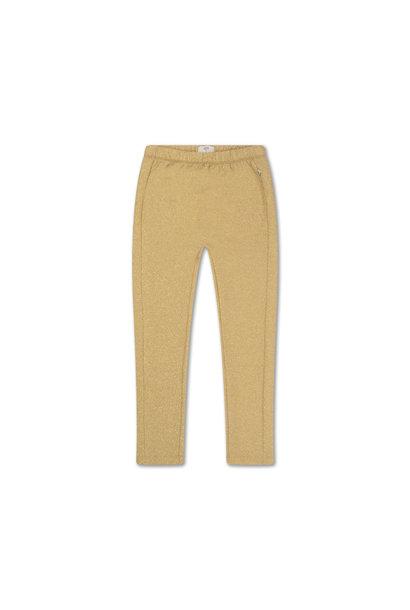 Glitter legging - Golden Sparkle