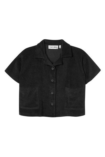 Boxy shirt - Phantom