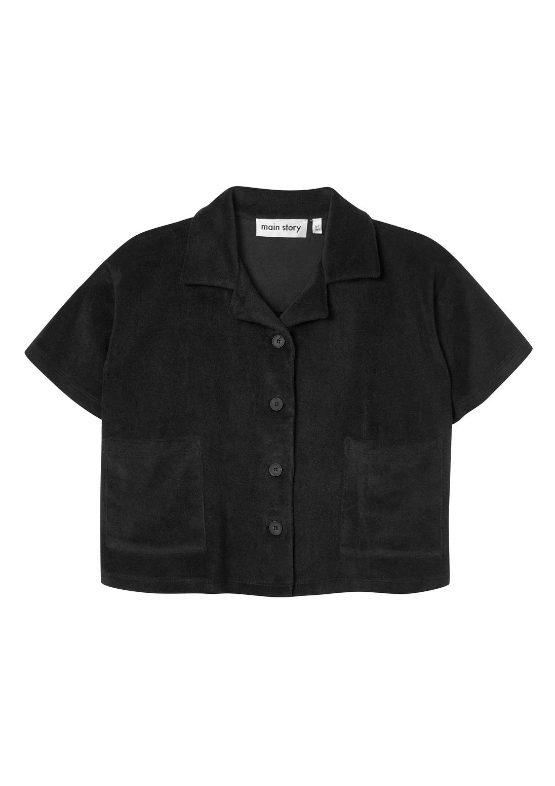 Boxy shirt - Phantom-1