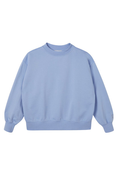 Oversized sweatshirt - Dusty Blue