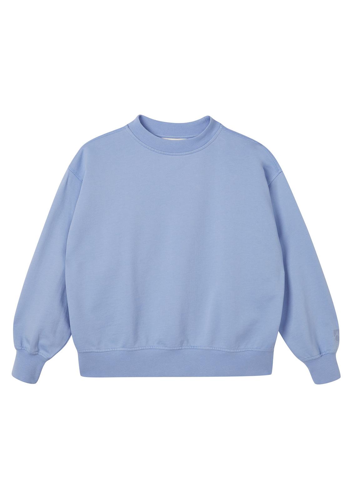 Oversized sweatshirt - Dusty Blue-1