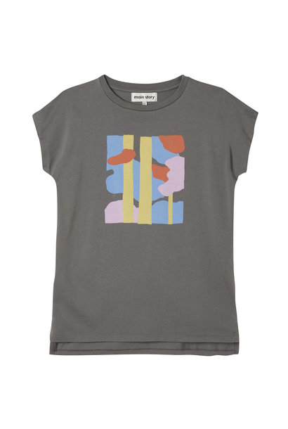 Crew neck dress - Castle Trees