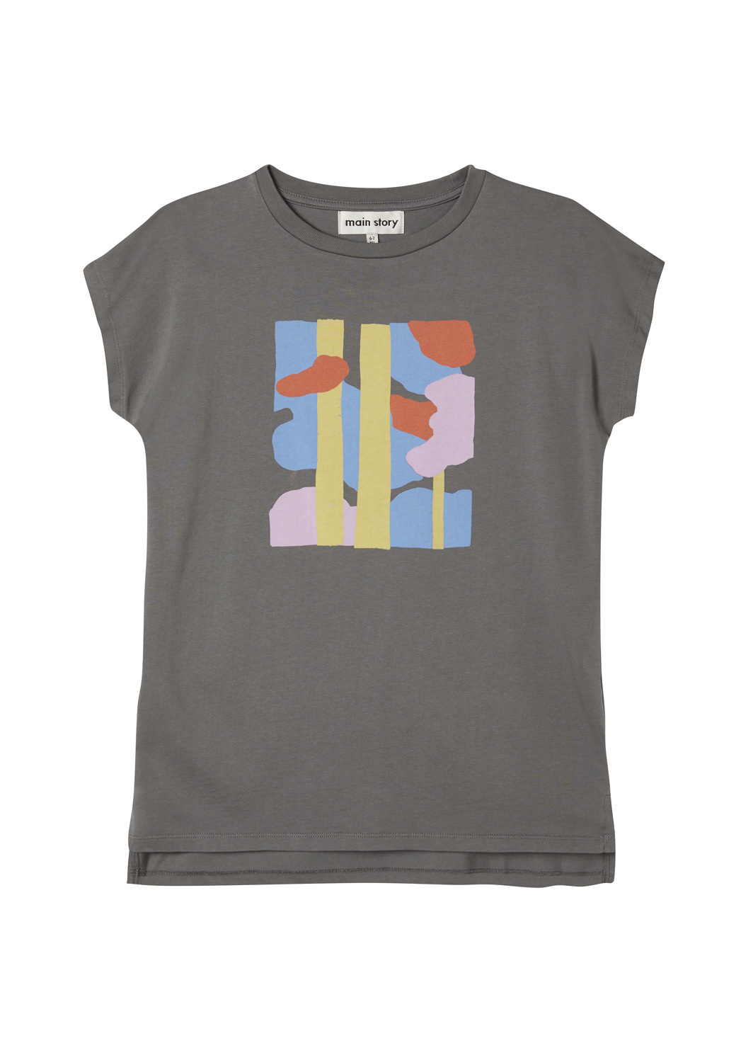 Crew neck dress - Castle Trees-1