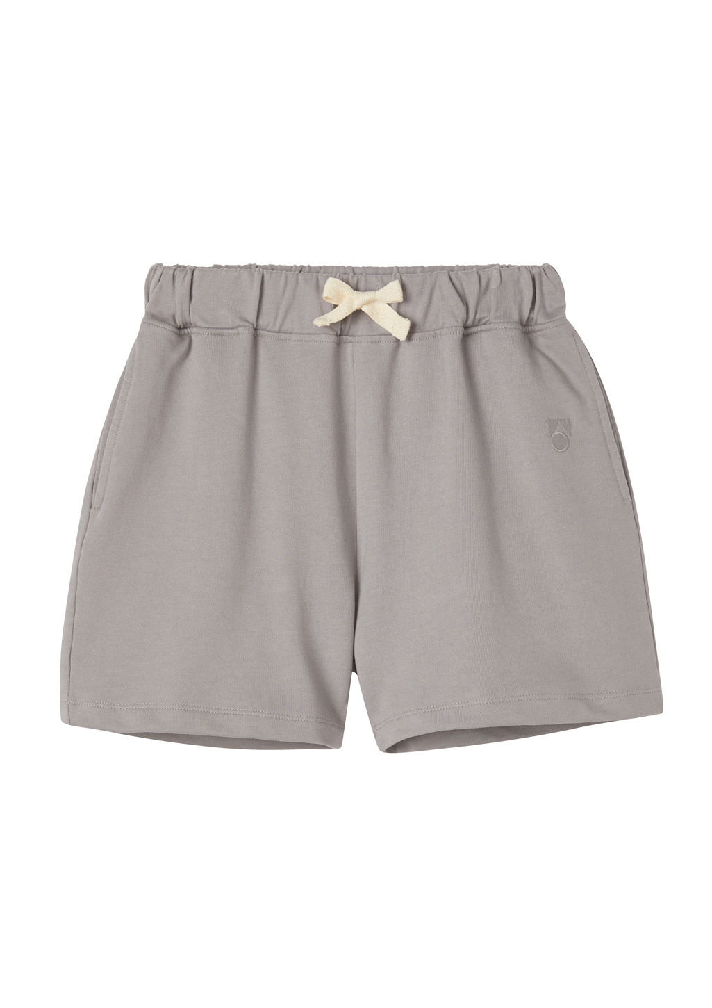 Baggy short - Silver Filigree-1