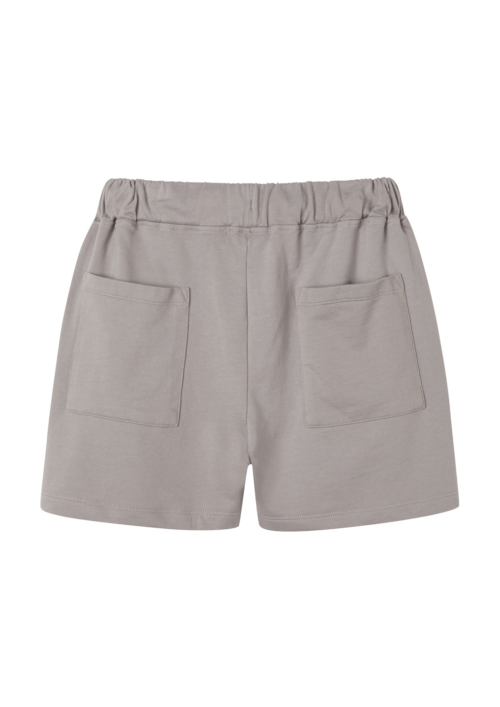 Baggy short - Silver Filigree-3