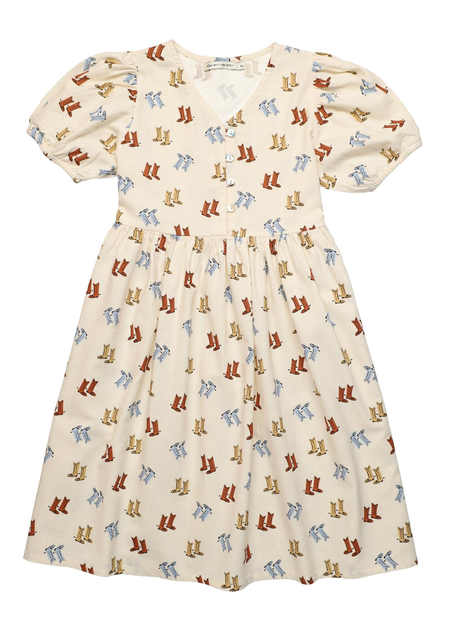 Eleonora dress - Dallas-1