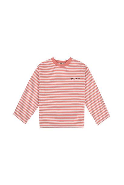 Sailor tee - Coral