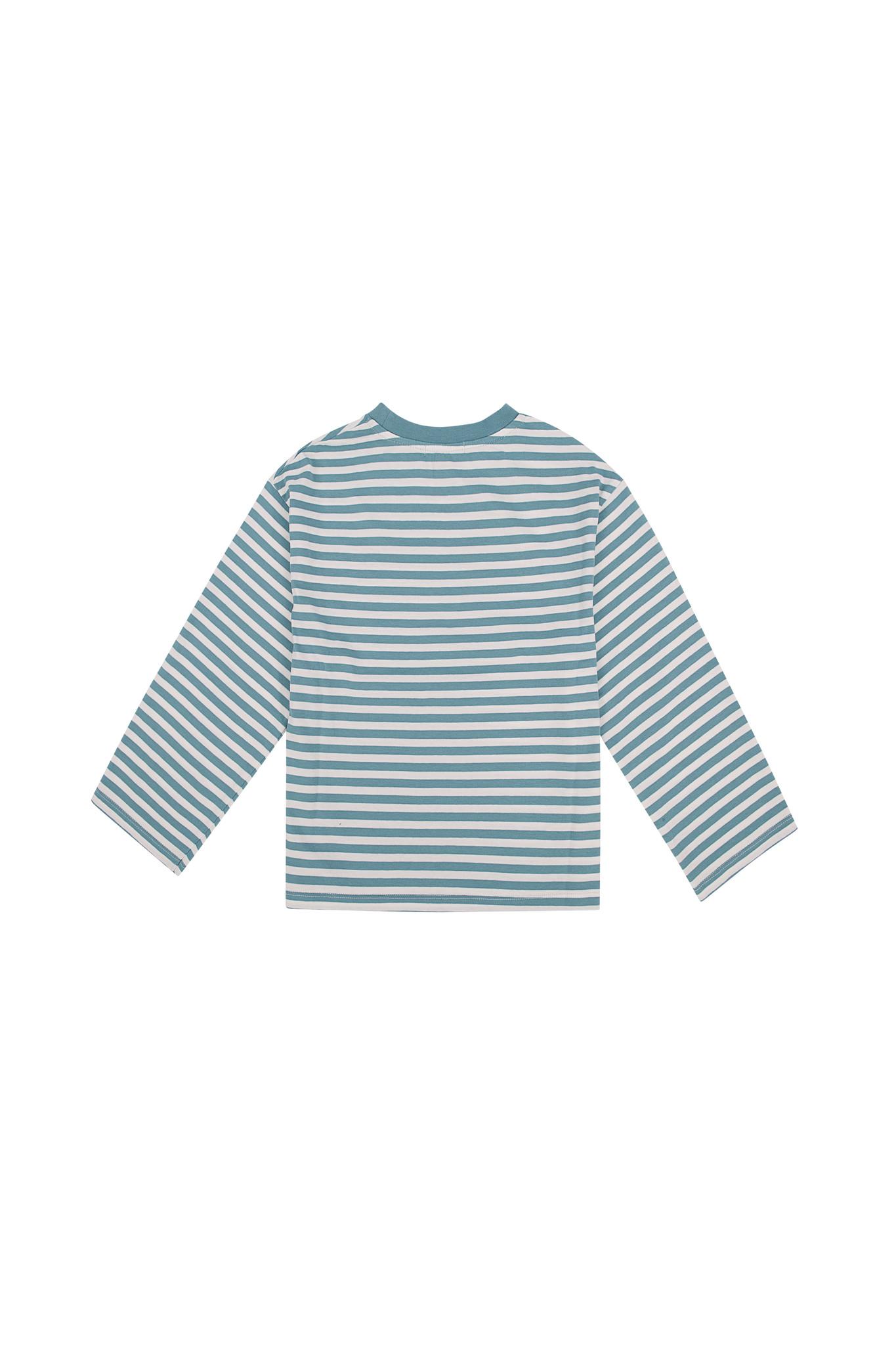 Sailor tee - Deep Blue-3