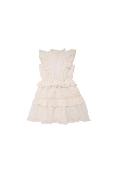 Antonia dress - Off White