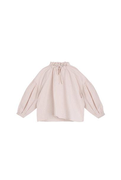 Olivia blouse - Blush