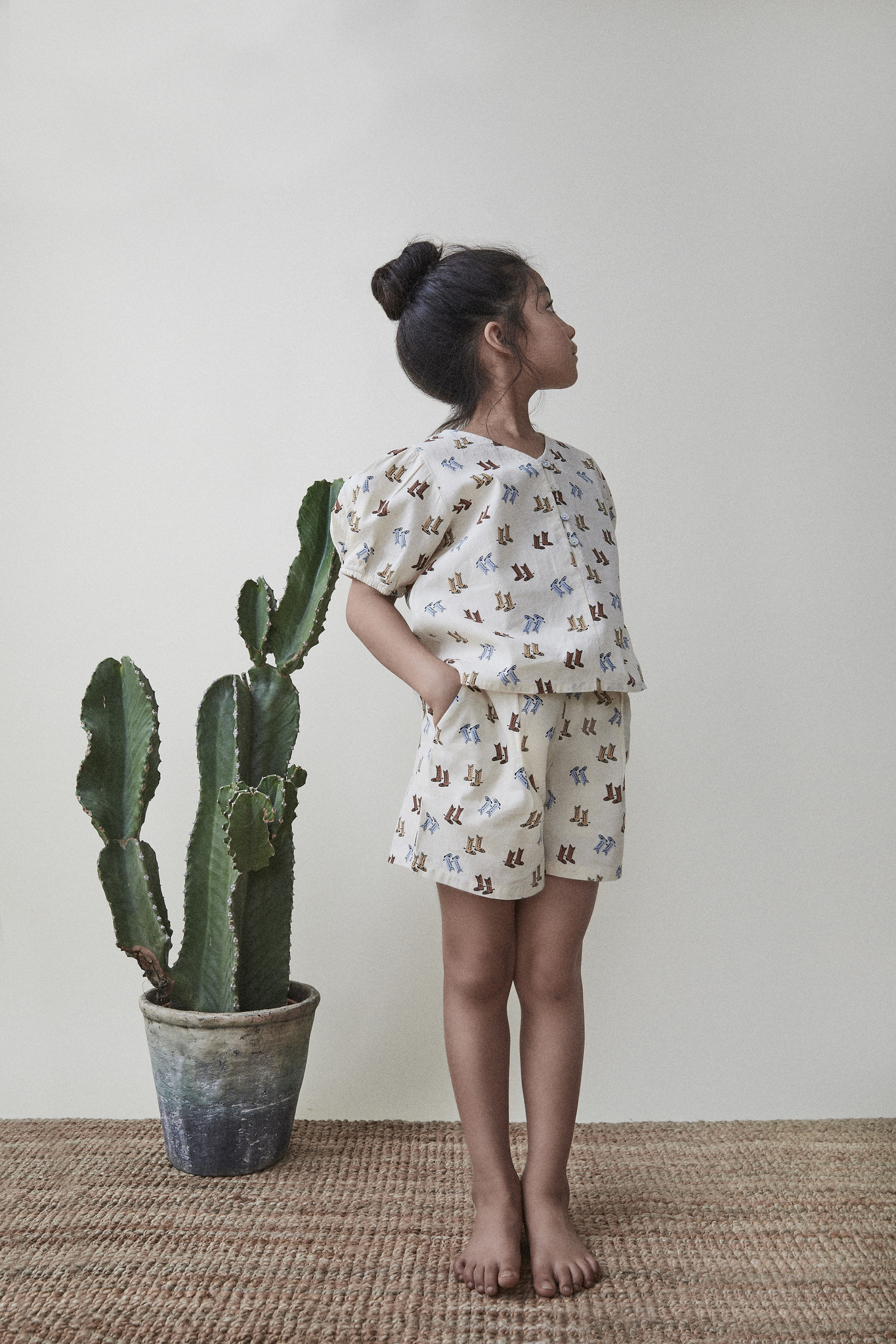 Eleonora blouse - Dallas-5