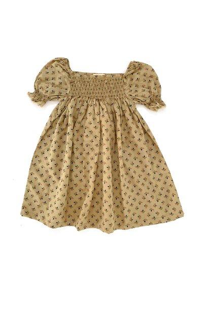 Babydoll dress - Sage