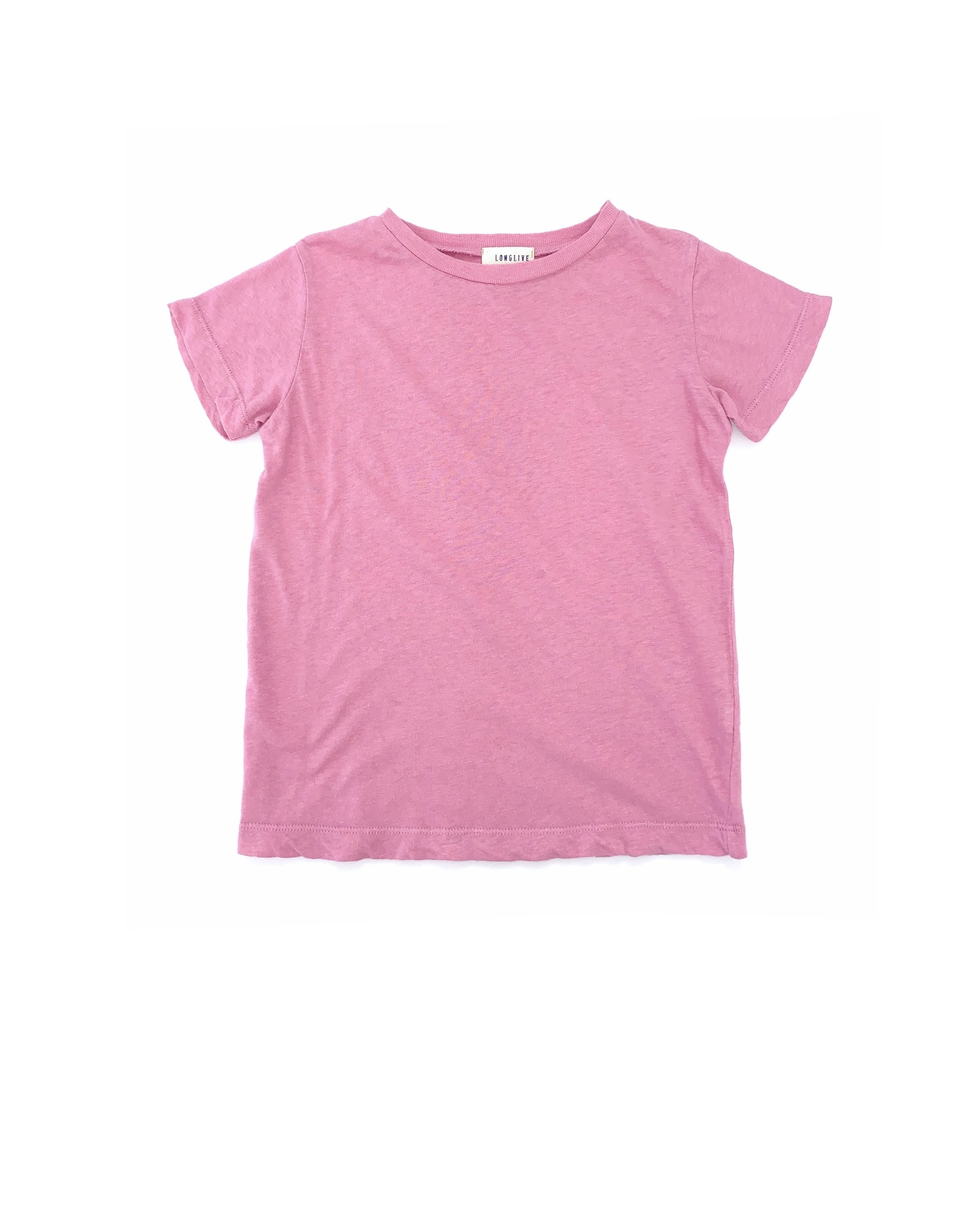 Tee - Pink-1