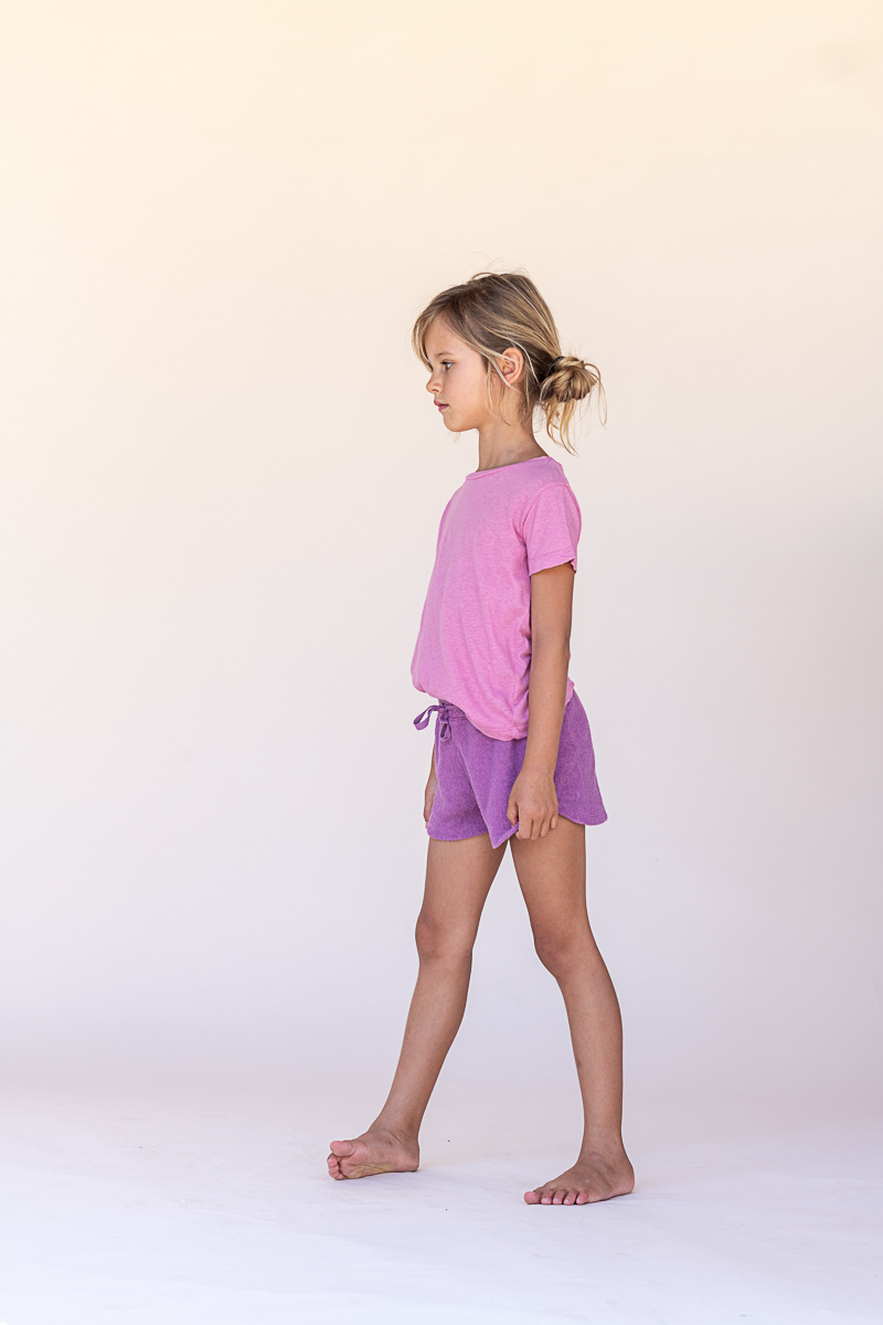 Shorts - Purple-2