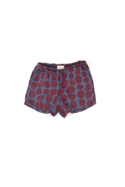 Shorts - Blue Dots