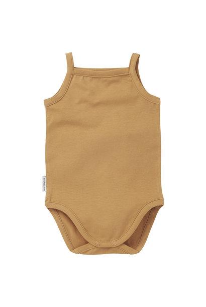 Bodysuit singlet - Light Ochre