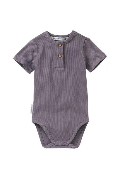 Bodysuit short sleeve - Lavender