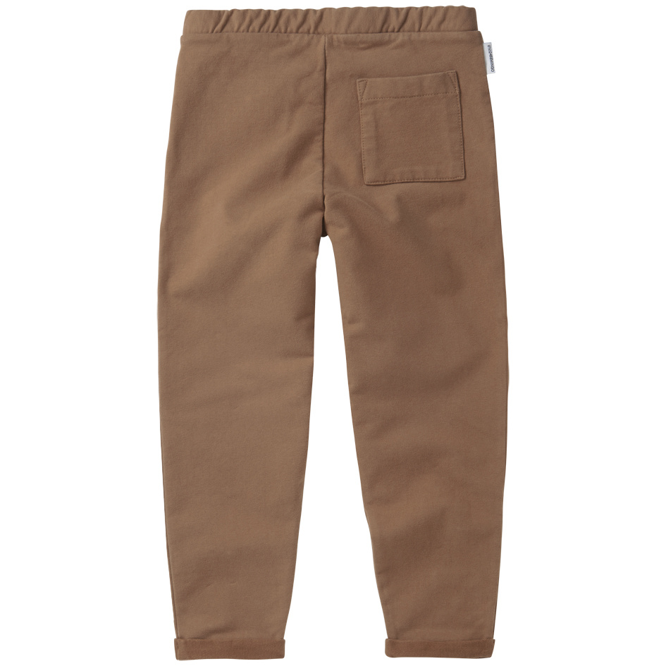 Cropped chino - Warm Earth-2