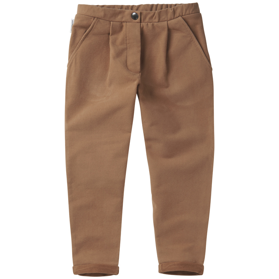 Cropped chino - Warm Earth-1