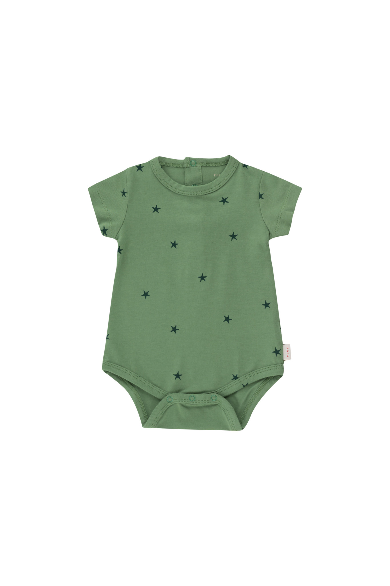 Starfish body - Green / Ink Blue-1