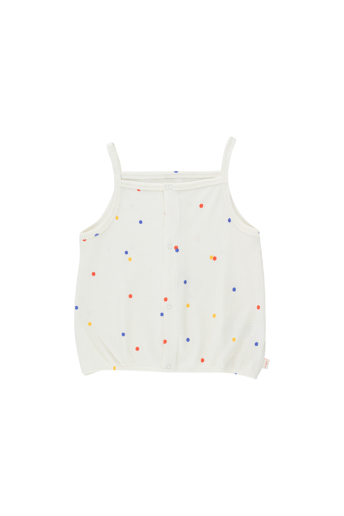 Ice cream dots top - Off White-1