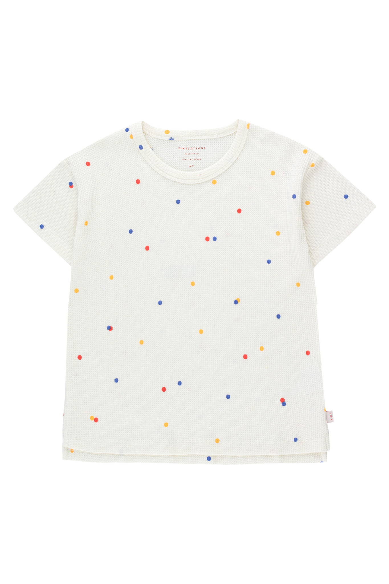Ice cream dots tee - Off White-1