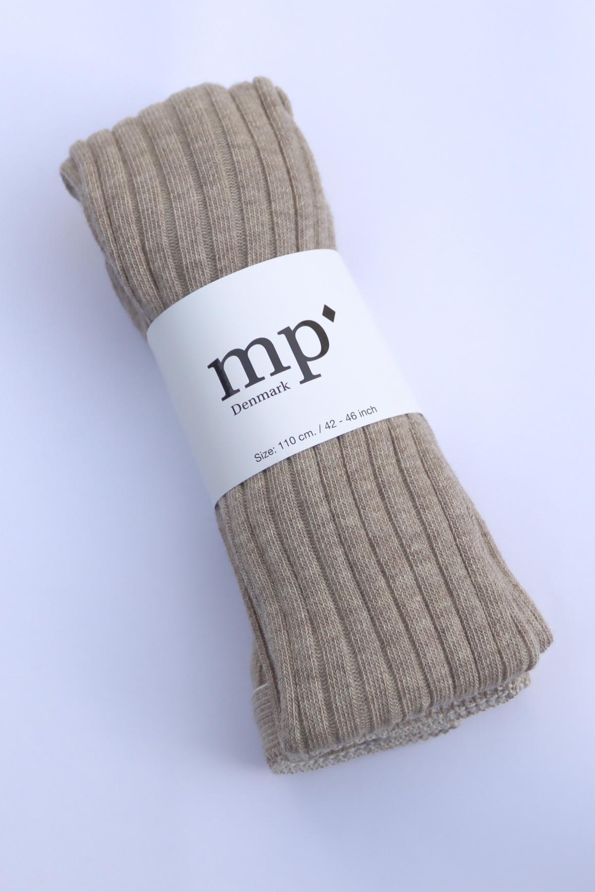 Maillot - Light Brown Melange-1