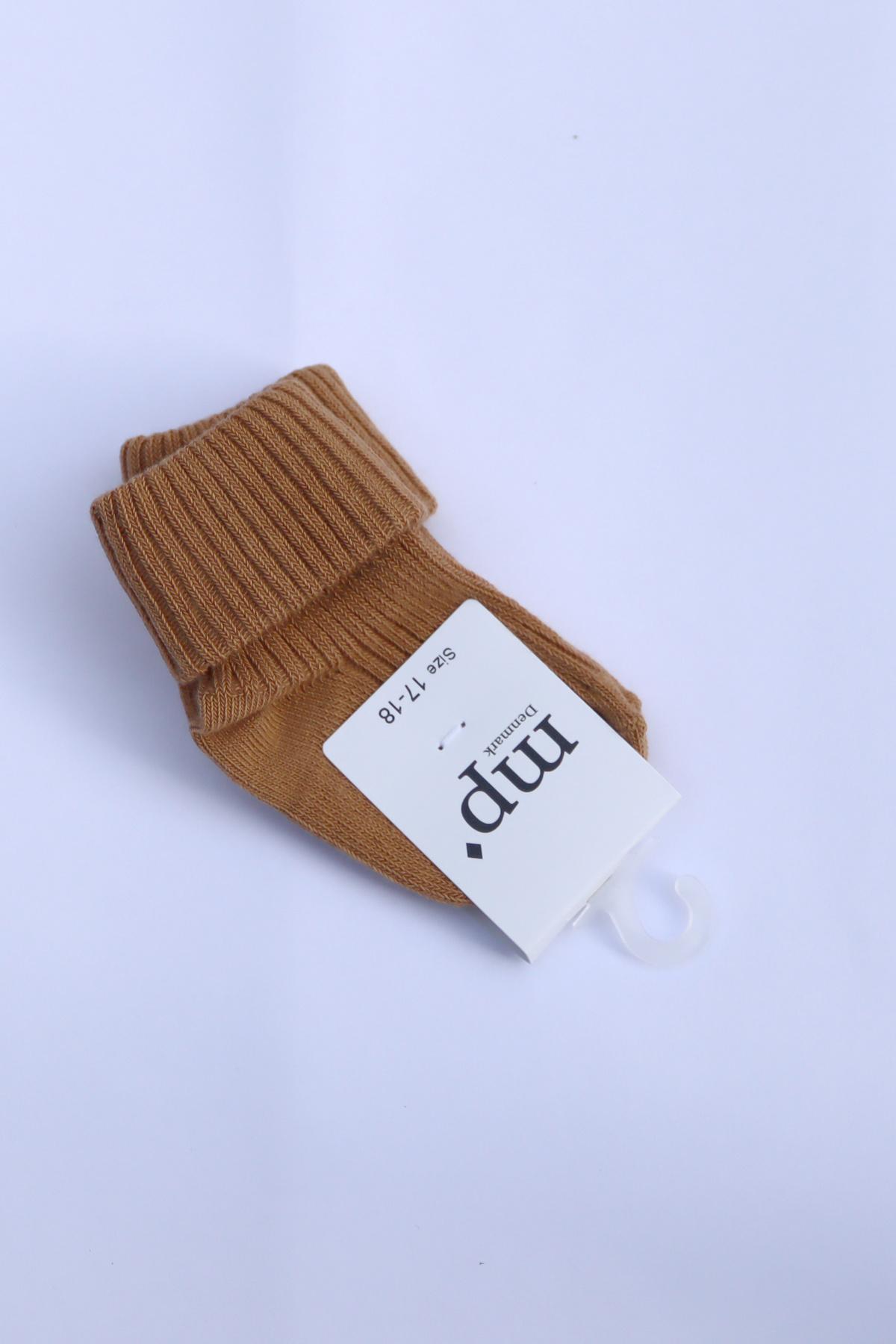 Baby sokken - Apple Cinnamon-1