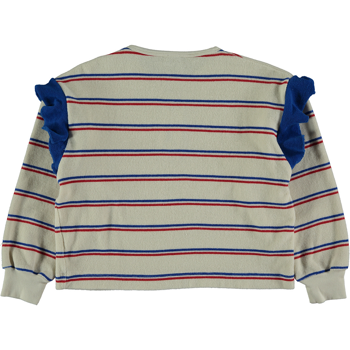 Sweatshirt kid Frill - Ivory-2