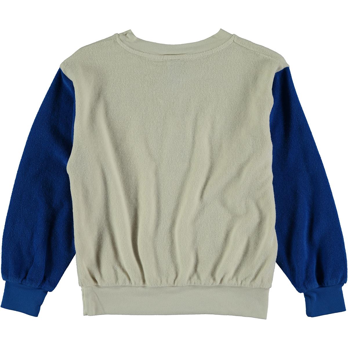 Sweatshirt baby Bonmot - Ivory-2